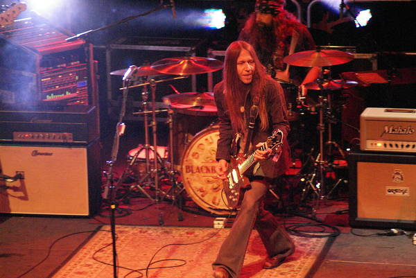 Photograph - Charlie Of Blackberry Smoke by Ben Upham