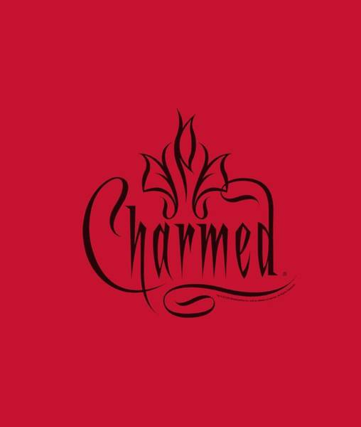 Witchcraft Digital Art - Charmed - Charmed Logo by Brand A