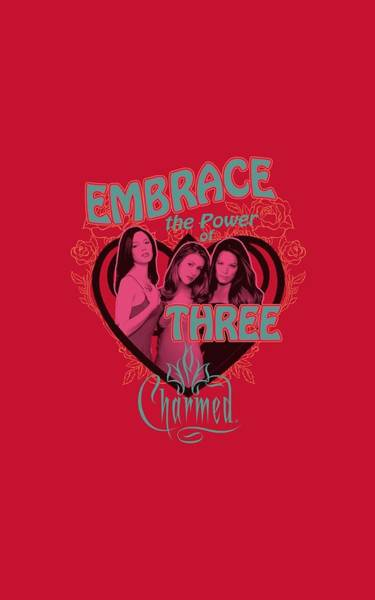 Witchcraft Digital Art - Charmed - Embrace The Power by Brand A