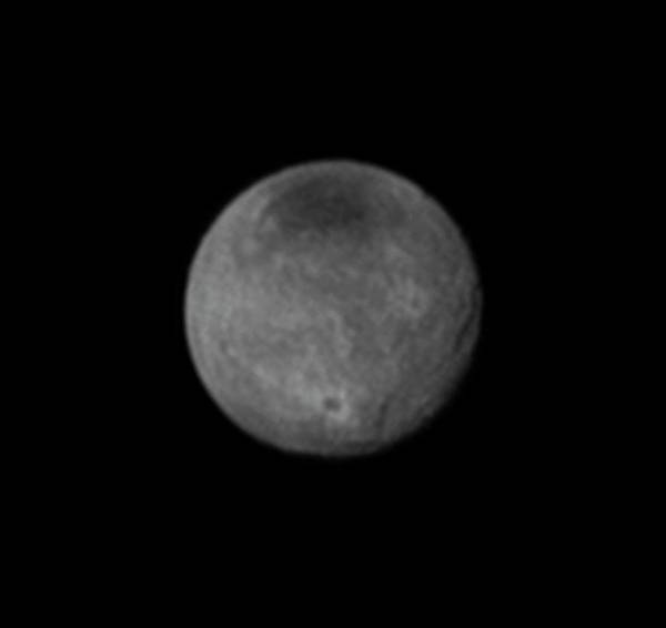 2010s Wall Art - Photograph - Charon by Nasa/jhuapl/swri