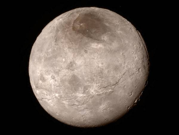 2010s Wall Art - Photograph - Charon by Nasa/johns Hopkins University Applied Physics Laboratory/southwest Research Institute
