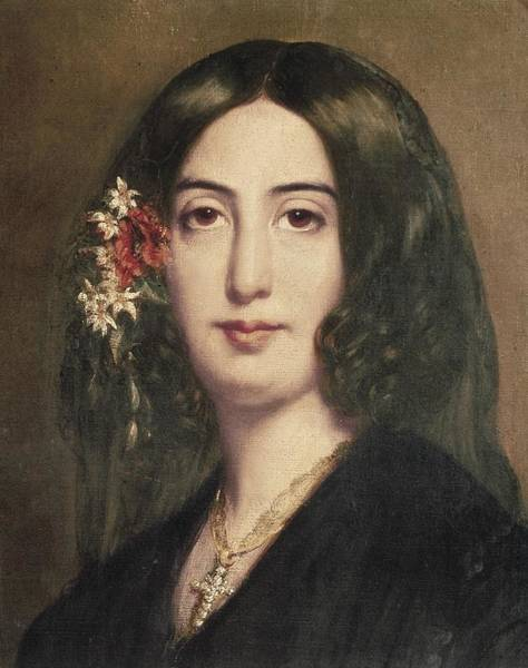 Sonrisa Wall Art - Photograph - Charpentier, Auguste 1815-1880 by Everett