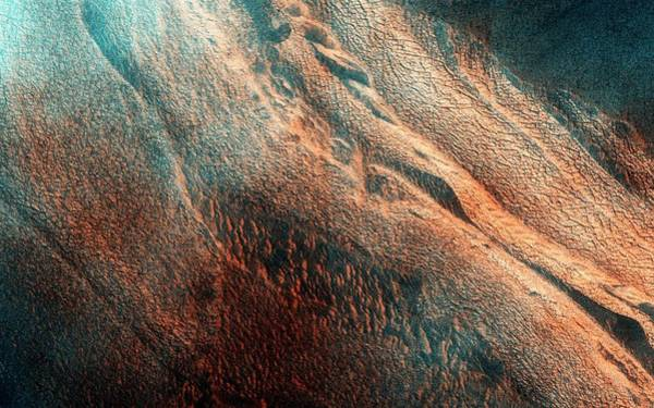 Deposits Wall Art - Photograph - Chasma Boreale by Nasa/jpl-caltech/univ. Of Arizona