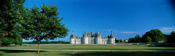 Imposing Wall Art - Photograph - Chateau De Chambord France by Panoramic Images