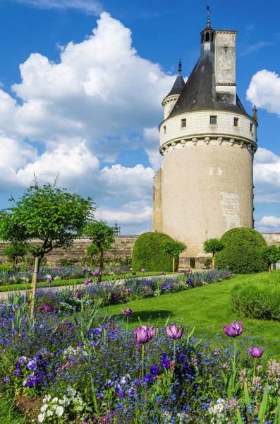 Wall Art - Photograph - Chateau De Chenonceau, Chenonceaux by Russ Bishop