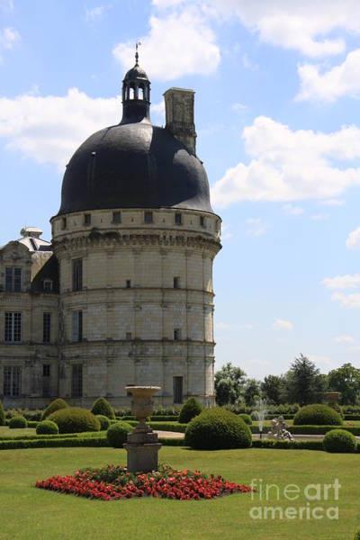 Chateau De Valencay Art Print by Christiane Schulze Art And Photography