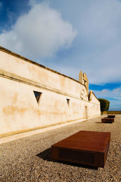 Baron Photograph - Chateau Pichon Longueville Baron Winery by Panoramic Images