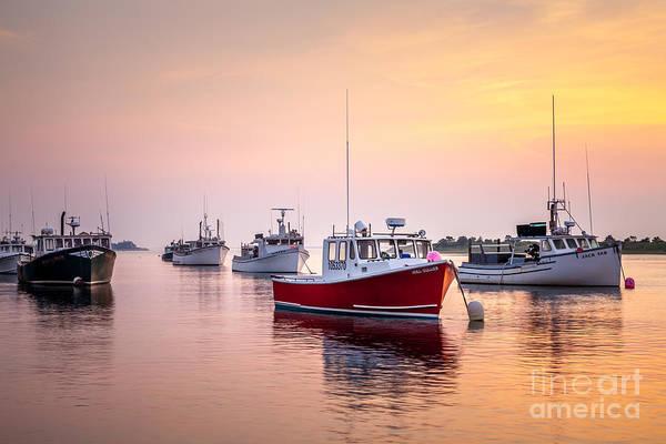 Wall Art - Photograph - Chatham Harbor Fishing Fleet by Susan Cole Kelly