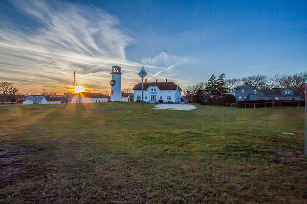 Photograph - Chatham Lighthouse by Brian MacLean