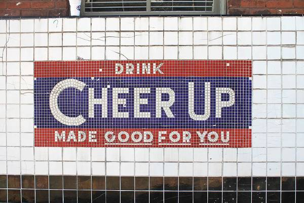 Wall Art - Photograph - Cheer Up by Jane Linders