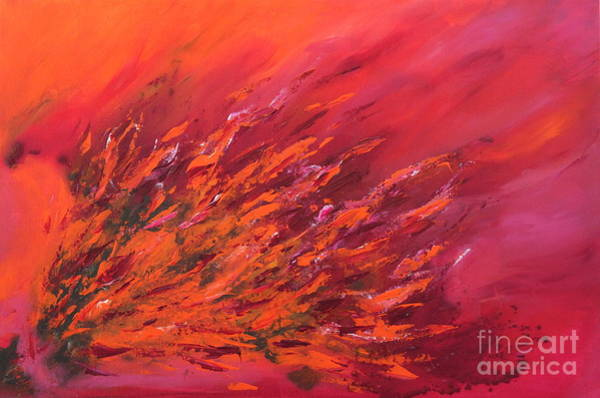 Painting - Cheerful by Preethi Mathialagan
