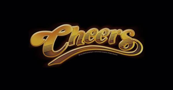 Shows Digital Art - Cheers - Cheers Logo by Brand A