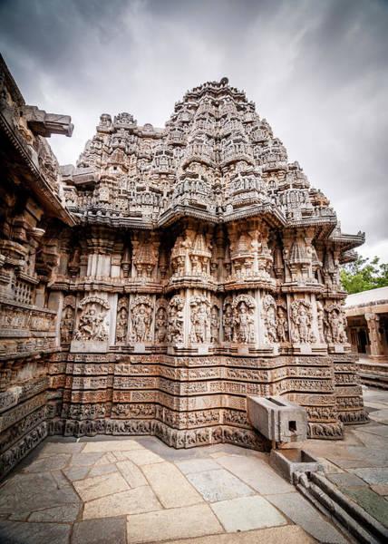 Bangalore Photograph - Chennakeshava Temple, Somnathpura, Ka by Goutam Majumder