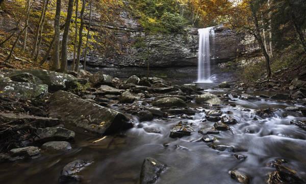 Cloudland Canyon Photograph - Cherokee Falls by Ben Thomas