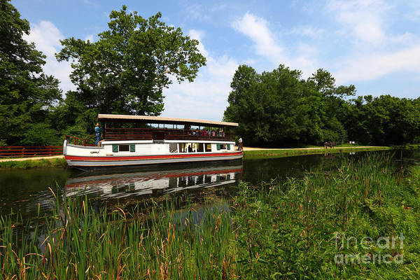 Chesapeake And Ohio Wall Art - Photograph - Chesapeake And Ohio Canal by James Brunker