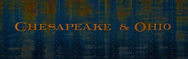 Chesapeake And Ohio Wall Art - Photograph - Chesapeake And Ohio by Murray Bloom