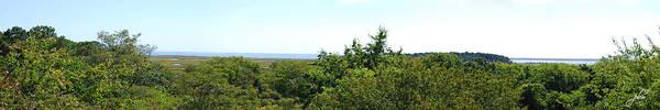 Photograph - Chesapeake Bay Panorama by Paulette B Wright