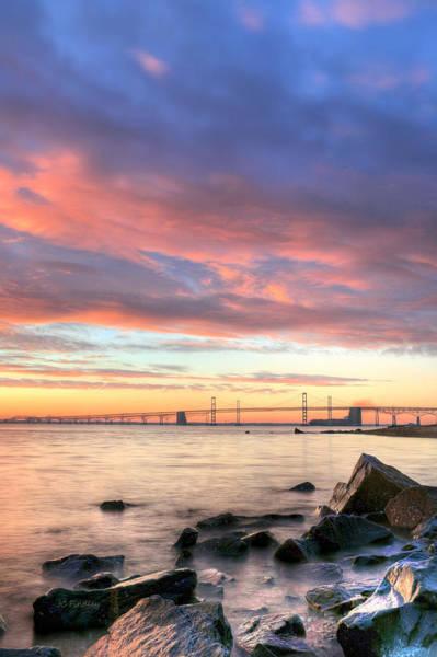 Chesapeake Bay Photograph - Chesapeake Mornings  by JC Findley
