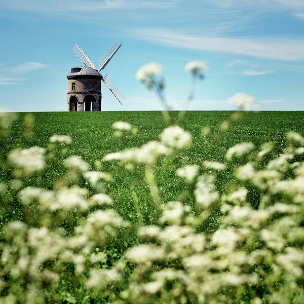Warwickshire Photograph - Chesterton Windmill by Andrew Lockie