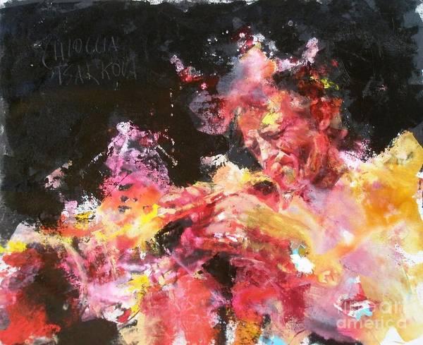 Wall Art - Painting - Chet Baker by Massimo Chioccia