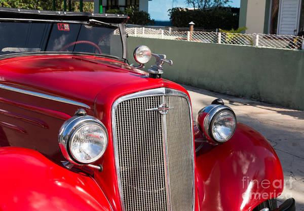 Photograph - Chevrolet 1934 by Les Palenik