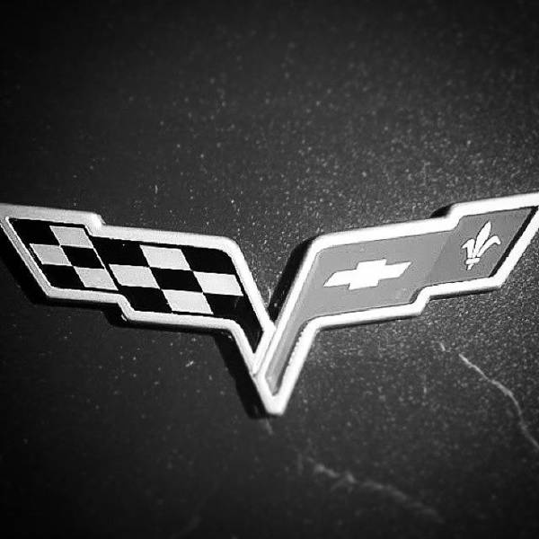 Chevrolet Corvette Photograph - #chevrolet #corvette by Craig Uszak