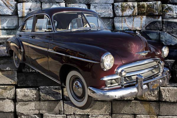 Photograph - Chevrolet Deluxe Car by Carlos Diaz
