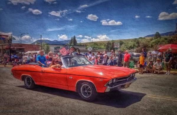 Photograph - Chevrolet Ss Convertible by Victoria Porter