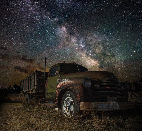 Photograph - Chevy by Aaron J Groen