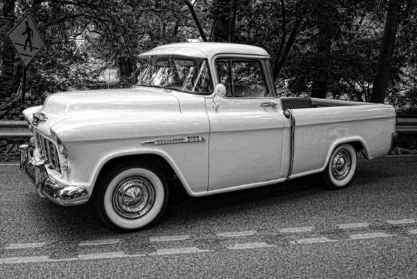 Photograph - Chevy Pickup by Keith Swango
