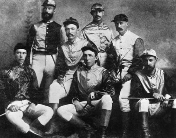 Membership Photograph - Cheyenne Club Riders by Granger