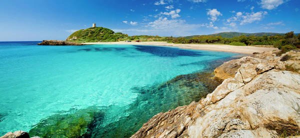 Sardinia Photograph - Chia, Sardinia, Italy by Slow Images