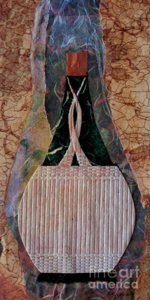 Wallpaper Mixed Media - Chianti by Catherine Sprague