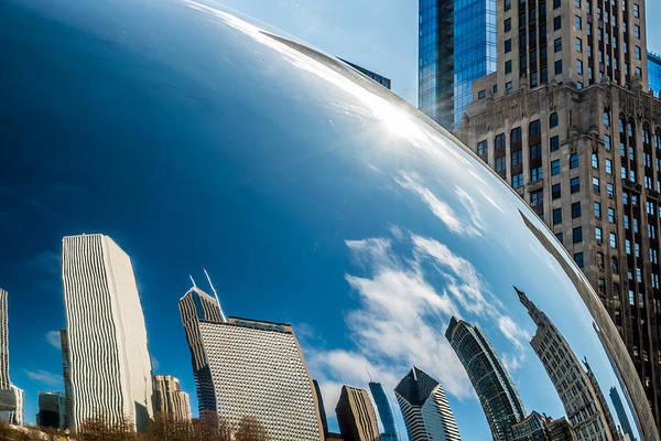 Photograph - Chicago Bean by Jim DeLillo