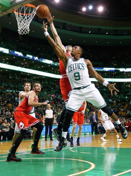 Chicago Bulls Photograph - Chicago Bulls V Boston Celtics by Jared Wickerham