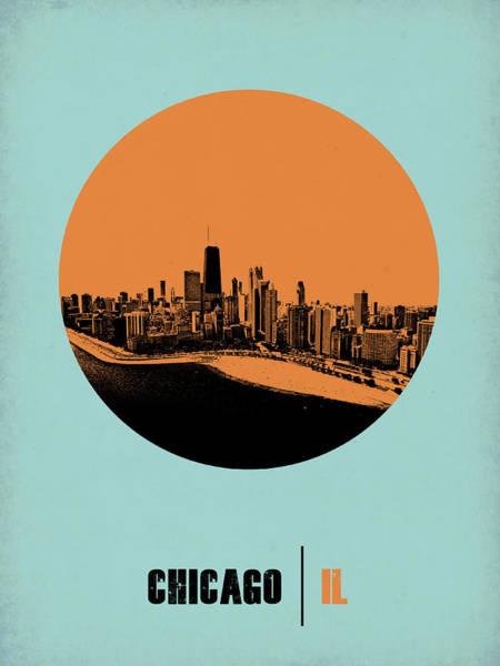 Chicago Circle Poster 2 Art Print