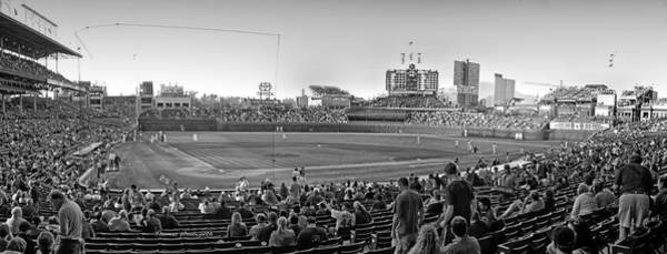 Jon Lester Photograph - Chicago Cubs 5 Minutes Till Game Time by Thomas Woolworth