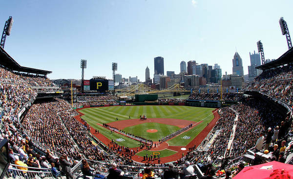 1 Photograph - Chicago Cubs V Pittsburgh Pirates by Justin K. Aller
