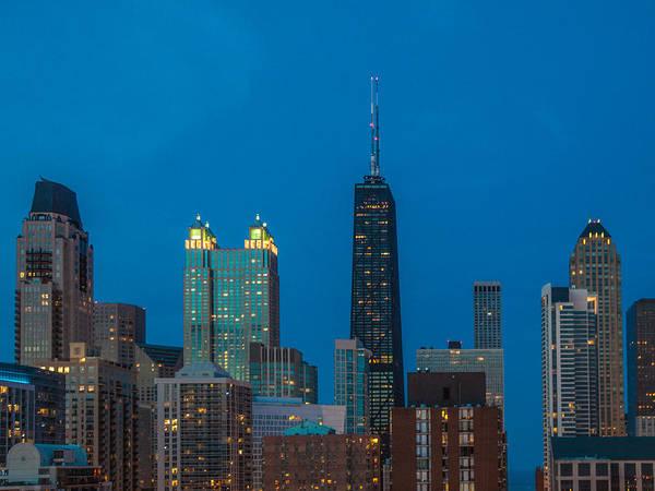 Photograph - Chicago Dawn by Jim DeLillo