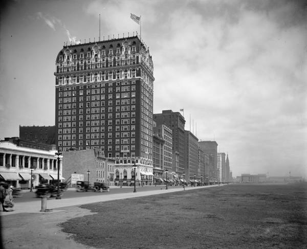 Photograph - Chicago Michigan Avenue by Granger