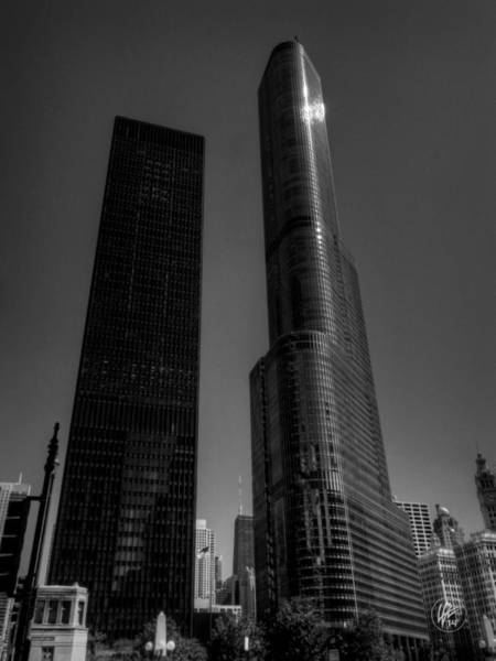 Photograph - Chicago - N State Street 004 by Lance Vaughn