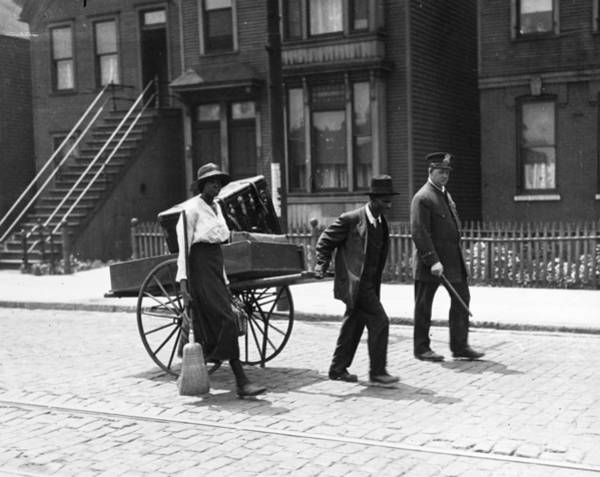 Photograph - Chicago Race Riot, 1919 by Granger