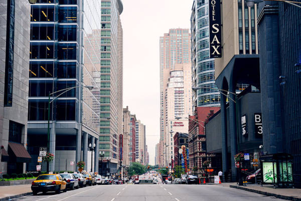 Photograph - Chicago by Songquan Deng