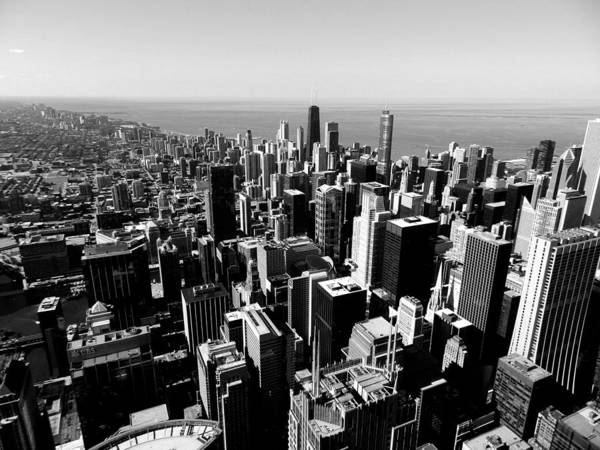 Photograph - Chicago Tm 023 by Lance Vaughn