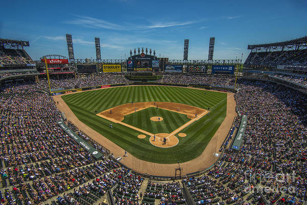 Photograph - Chicago White Sox   by David Haskett II