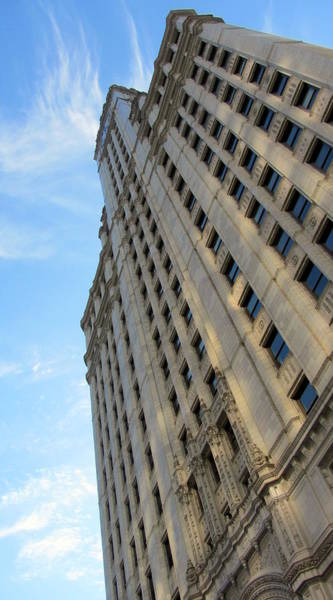 Photograph - Chicago Wrigley Building 3 by Anita Burgermeister