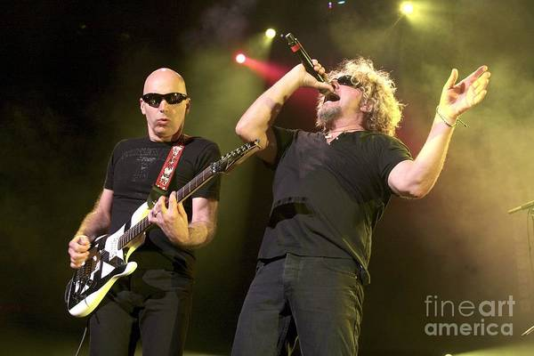 Wall Art - Photograph - Chickenfoot by Concert Photos