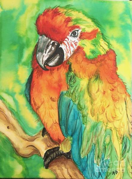 Painting - Chico by Norma Gafford