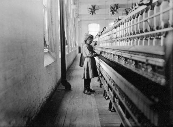 Photograph - Child Labor, 1908 by Granger