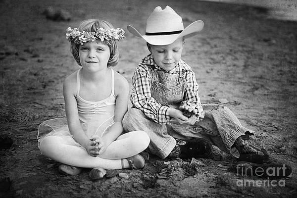 Photograph - Childhood by Cindy Singleton